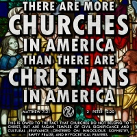 The Church today is nothing more than social constructs
